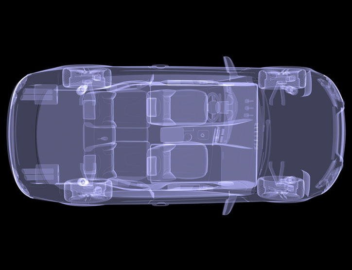 automotive prototype uses