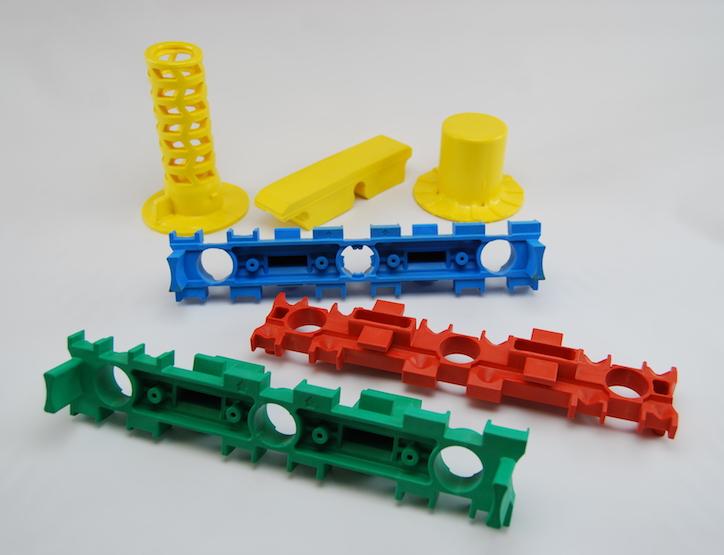 Plastic Prototype Examples
